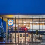 Lidl Glengeary by Structural Design Solutions