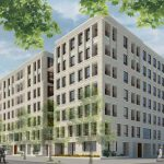 Kings Cresent - 12 storey apartment building with basement