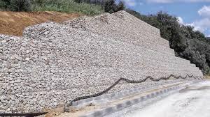 Ground improvement, retaining walls